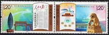 CHINA 2017-30 ESTABLISHMENT of the XIONGAN NEW AREA IN HEBIE stamp set of 2