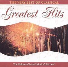 Apollonia Symphony Orchestra Very Best of Classical Greatest Hits (CD Music NEW)
