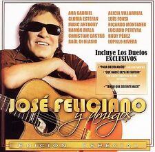 Jose Feliciano Y Amigos (Spec)