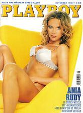 Playboy 11/1997    Carmen Electra & Ania Rudy*   November/1997