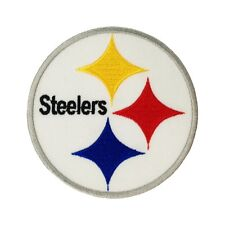 FOOTBALL Pittsburgh Steelers Embroidered Iron On / Sew On Patch