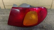 TOYOTA COROLLA TAIL LIGHT PASSENGER SIDE WITH BULBS AND WIRING OEM 1998-2002