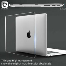 "Macbook Pro 13"" A2159 A2289 2020 2019 Clear Full Body Shell Case Keyboard Cover"