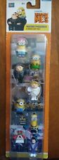 Despicable Me 3 Micro Minion Figurines 8-piece gift set