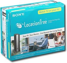 Sony Locationfree Player Pak LF-PK1 TV/PC Video Streaming / Universal PC remote