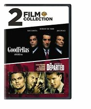 Departed The/Goodfellas Dvd New Sealed