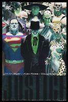 Justice Vol Two 2 Hardcover DC HC Alex Ross Doug Braithwaite art Superman Batman