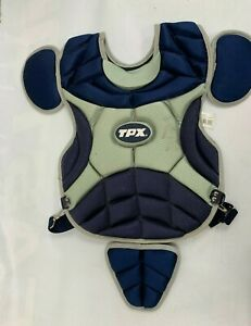 Louisville Slugger PSCPIN Pulse Static Chest Protector Intermediate Navy