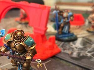 Warhammer Underworlds Shadespire Hex Terrain