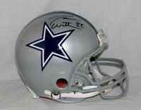 Jason Witten Autographed *Blk F/S Dallas Cowboys ProLine Helmet- JSA W Auth