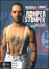 ROMPER STOMPER (Russell CROWE Daniel POLLOCK) Classic Aussie CRIME DVD Region 4