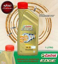 OLIO MOTORE CASTROL EDGE FST 5W30 LT.1 (1 LITRO) - ORIGINALE - (MINIMO 12LT)