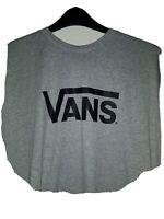 Vans T Shirt Grey Boys XL BNWT