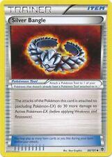 x4 Silver Bangle - 88/101 - Uncommon Pokemon Plasma Blast M/NM English