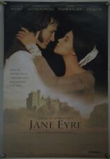 JANE EYRE DS ROLLED ORIG 1SH MOVIE POSTER CHARLOTTE GAINSBOURG ZEFFIRELLI (1996)