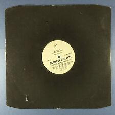Scritti Politti - Perfect Way - PROMO COPY - Virgin VS-780-12DJ VG+ Condition
