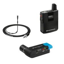 Sennheiser AVX MKE2 Set 3 UK Digital Wireless Lavalier Mic Set