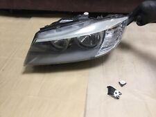 07-11 BMW 3 SERIES E90 E91 LCI FRONT LEFT PASSENGER SIDE HEADLIGHT 7202575