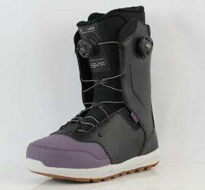 Ride Lasso Double Boa Snowboard Boots Men's Size 10 Purps New 2021