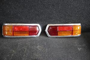 Mercedes Benz W108 W109 Rückleuchte Rücklicht rot gelb Frankreich sehr selten !!