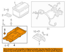 FORD OEM 13-18 Fusion 2.5L-L4-Battery Tray DG9Z10732A