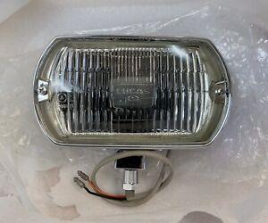 Original 1968/69 CS Shelby Autosport Lucas Square 8 fog lights take-offs!