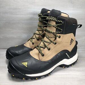 Adidas Holtanna 2.0 Climaproof Primaloft Winter Hiking Boots Men's Size 12