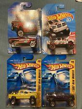 Hot Wheels Dodge Ram 1500 x4 Lot 3 New