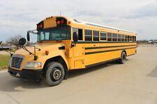 2010 Blue Bird Vision School Bus 6.7L Cummins Diesel Air Conditioning Shuttle