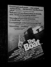 Original 1981 DAS BOOT THE BOAT English Presskit 39 German Supplied Photos