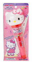 Sanrio Hello Kitty Toy Microphone With Sound