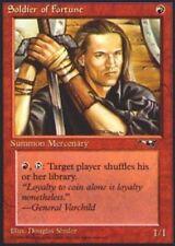 4x Soldier of Fortune MTG Alliances NM Magic Regular