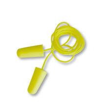 NOISEBETA 6001 Corded Disposable Ear Plugs Pair 37db Snoring Sleep Aid 1-1000