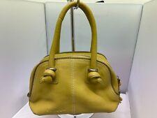 Radley London Yellow / Green Double Handle Handbag