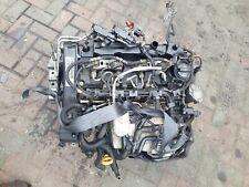 2015 Vw Jetta 2.0 TDI bare engine + INJECTORS CODE  ( CUUA ) 55K  LOW Mileage
