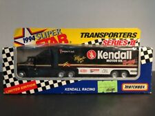 Matchbox Super Star Transporters Kendall Racing 40 Hamilton unopened