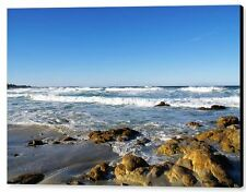 Scenic View Along 17 Mile Drive by Barbara Snyder Monterey Seascape Canvas 24x32