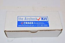 NEW Trace Analytics Aircheck Kit, Compressed Air Testing