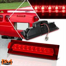 For 91-96 Chevy Corvette Full LED 3RD Tail Brake Light Rear Stop Lamp Bar Red