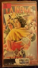 LA INFAME. LIBERTAD LAMARQUE, RAMON GAY... RARE SPANISH VIDEO