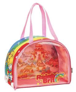 2018 Rainbow Brite RAINBOW LAND Toy Doll Carrier Bag by Hallmark