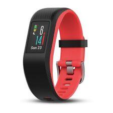 Garmin Vivosport Fuchsia Small/Medium Fitness Tracker with GPS and Built-In HRM