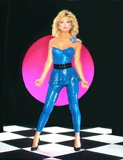 1980-1989 LISA HARTMAN  color glamour photo (Celebrities & Musicians)