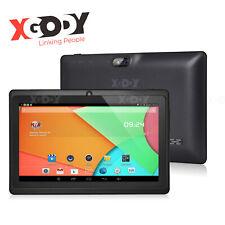 "XGODY Android 8.1 7"" Pulgadas Tablet PC 1+16GB Bluetooth 2xCámara WiFi Quad-Core"