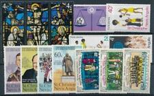 [321771] St Kitts Nevis Anguilla good lot of stamps very fine MNH