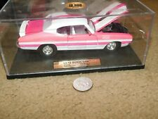 Vintage Tootsietoy 1970 Buick GSX 455 Pro-Street 1/32 Scale 1 of 10,000 PINK