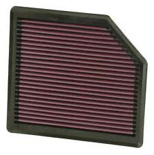 K&N HIGH FLOW AIR FILTER FOR FORD MUSTANG SHELBY 5.4 V8 07-09 33-2365
