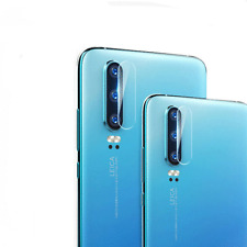Huawei P30 Mobile Phone Camera Lens Protector Glass Screen Plastic 9H