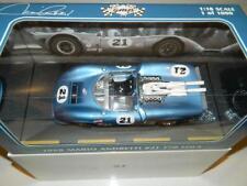 GMP Lola '68 Bignotti T70 Spyder Mario Andretti #21 #12006M /1:18 Scale/RARE NIB
