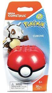 Mega Construx Pokemon Series 2 Cubone New In Packet Uk Seller 30pcs Set 🇬🇧